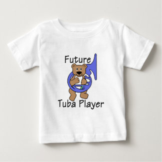Future Tuba Player/ Bear Baby T-Shirt