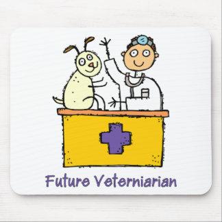 Future Veterinarian - Boy Mouse Pad