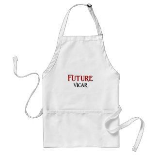 Future Vicar Apron