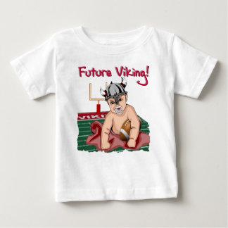 Future Viking Baby Tee Shirts
