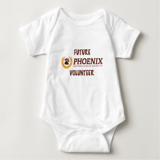 Future Volunteer Onsie! Baby Bodysuit