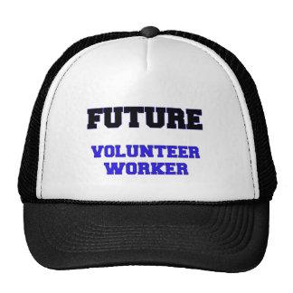Future Volunteer Worker Mesh Hats