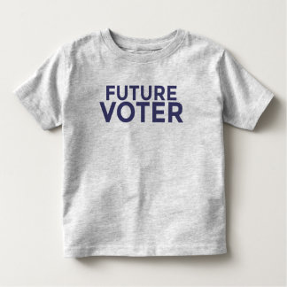 Future Voter Toddler Tee