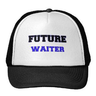 Future Waiter Mesh Hat