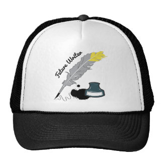 Future Writer Mesh Hat