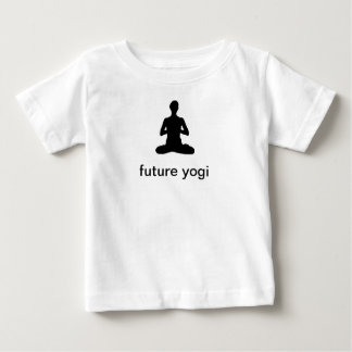 Future Yogi Collection Baby T-Shirt