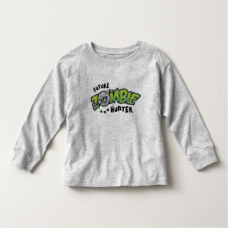 Future Zombie Hunter Infant long Sleeve Toddler T-Shirt