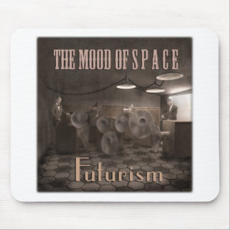 Futurism Cover Mousepads