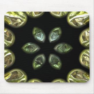 Futuristic Chrystal X7-4 Mouse Pad