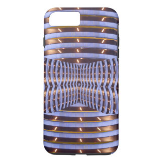 Futuristic Cyborg Armor Chrome CricketDiane iPhone 7 Plus Case