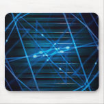 Futuristic Dynamic Abstract Design Mouse Pad