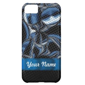 Futuristic modern contemporary iPhone 5C case