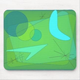 Futuristic Mouse Pad