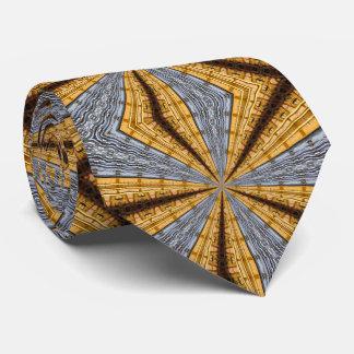 Futuristic Primitive Tie