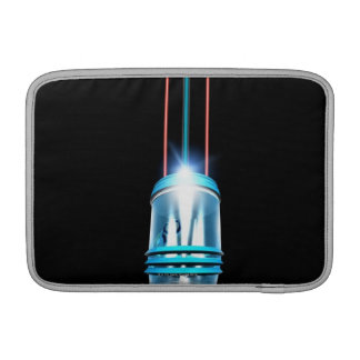 Futuristic Space Elevator MacBook Sleeve