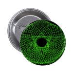 Futuristic spirograph buttons