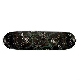 Futuristic Structure Skate Board