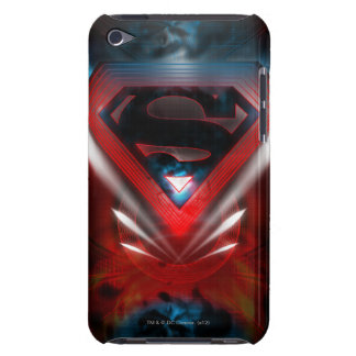 Futuristic Superman Logo iPod Touch Cover