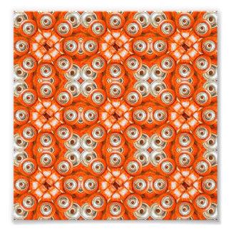 Futuristic Tech Pattern Art Photo