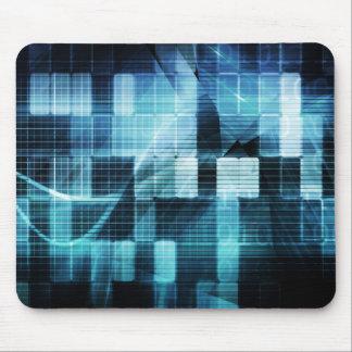 Futuristic Technology Mousepads