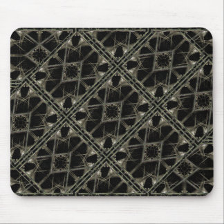 Futuristic Texture Pattern Mouse Pads