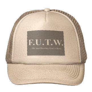 FUTW TRUCKER HAT