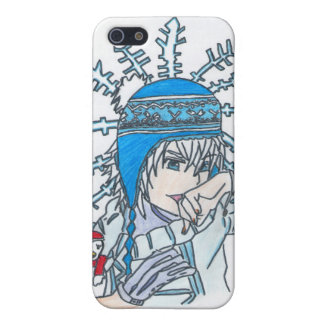 Fuyu, the sportsman of the winter iPhone 5 cases