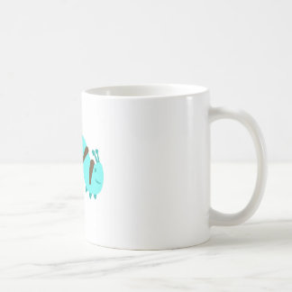 Fuzzy Caterpillar Coffee Mug