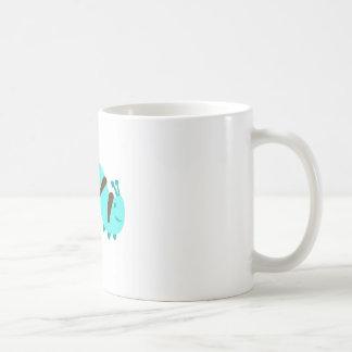 Fuzzy Caterpillar Mug