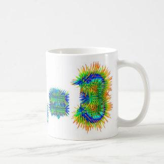 Fuzzy Math Basic White Mug