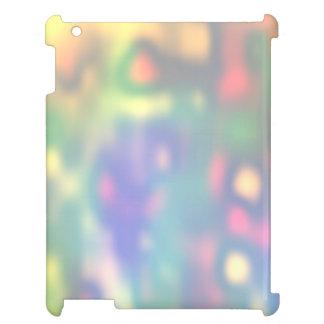 Fuzzy Rainbow mini iPad #1 iPad Cover