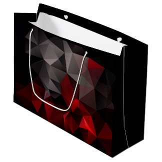 FuzzyFoxArt 3 Large Gift Bag