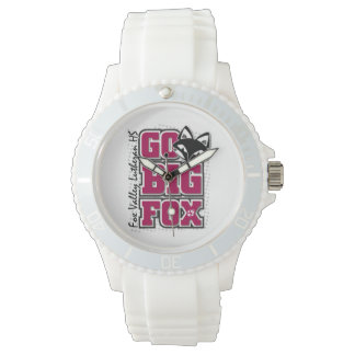 """FVL Foxes """"Go Big Fox"""" Watch"""