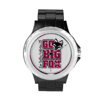 FVL Foxes Go Big Fox Watches