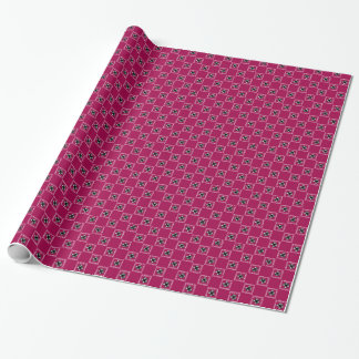 FVL Foxes Gift Wrap Paper