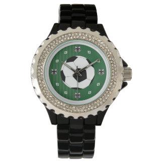 FVL Soccer Wristwatch