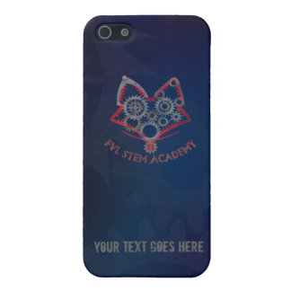 FVL STEM Academy iPhone 5/5S Cases