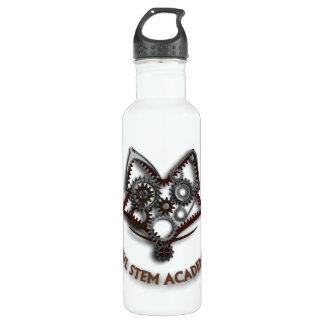 FVL STEM Academy Steampunk Foxhead 710 Ml Water Bottle