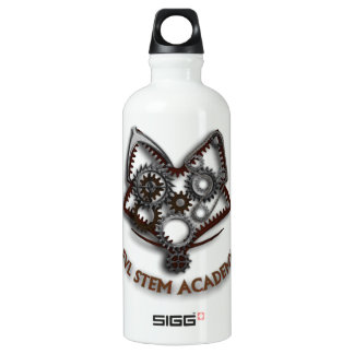 FVL STEM Academy Steampunk Foxhead SIGG Traveller 0.6L Water Bottle