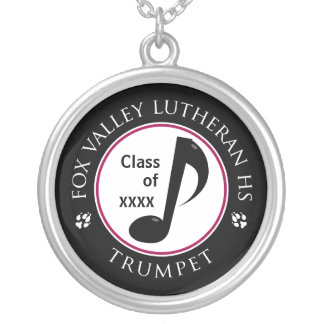 FVL Trumpet Necklace