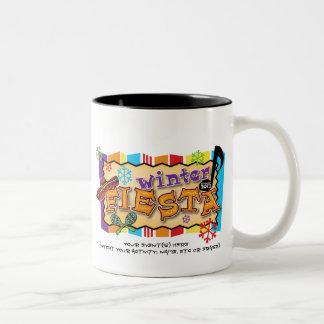 FVL Winter Fiesta Winterfest 2011 Coffee Mug