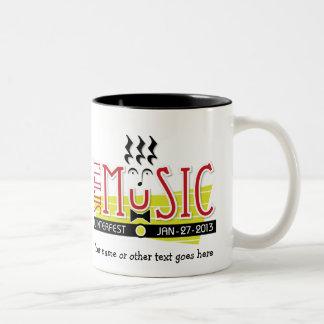 FVL Winterfest 2013 - Simply Music Mug