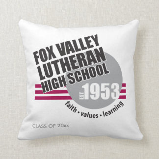 FVLHS - established in 1953 Cushions