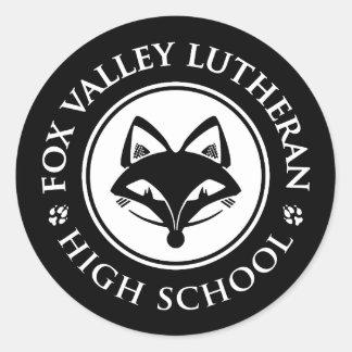 FVLHS Foxhead Sticker