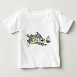 fw-190 focke wolf baby T-Shirt
