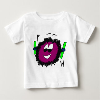 FWLogo-final-color-Zazzle Baby T-Shirt