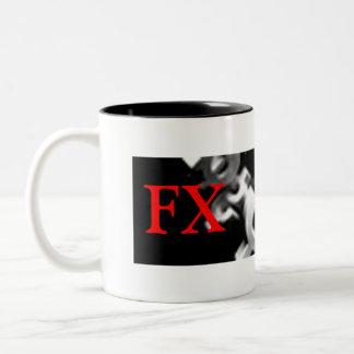 FX Cashflow Two-Tone Mug