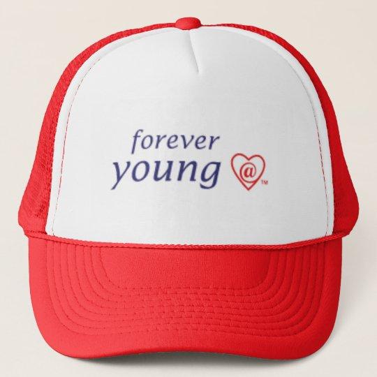 FY multi-coloured cap