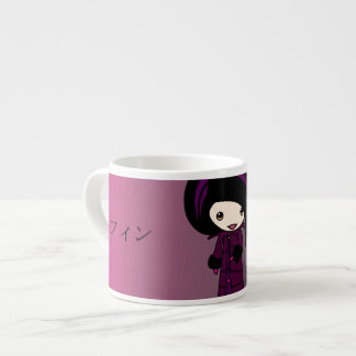 Fynn Li action Espresso Cup