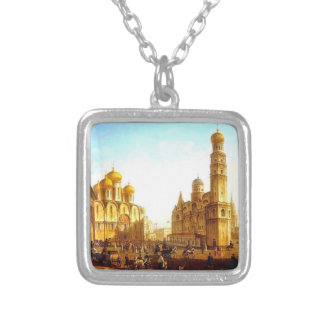 Fyodor Alekseyev:Cathedral Square,Moscow Kremlin Jewelry